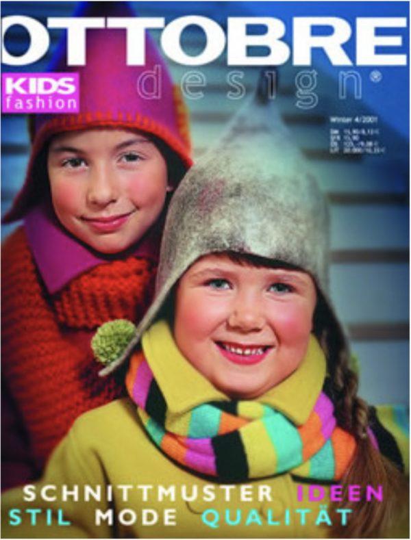 OTTOBRE 2001/4 kids olandų k.
