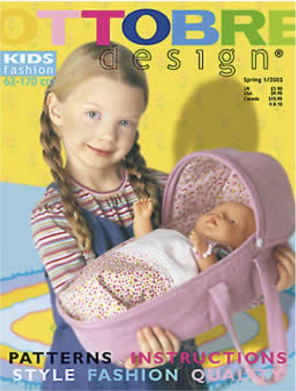 OTTOBRE 2003/1 kids anglų k.