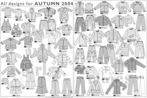 OTTOBRE 2004/3 kids vokiečių k.