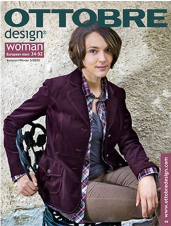 OTTOBRE 2012/5 woman anglų k.