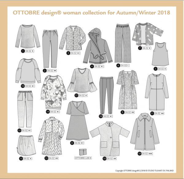 OTTOBRE 2018/5 woman anglų k.