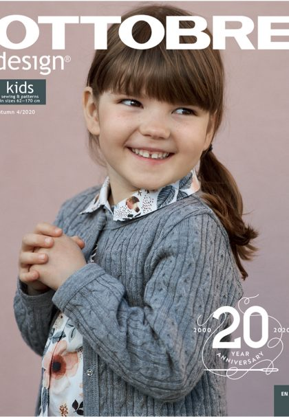 OTTOBRE 2020/4 kids anglų k.