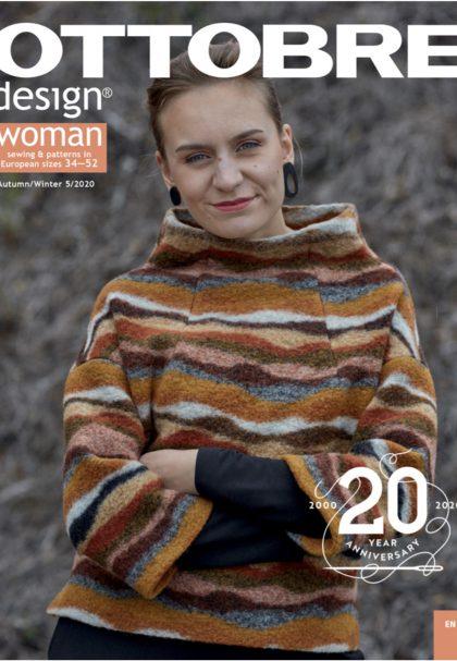 OTTOBRE 2020/5 woman anglų k.