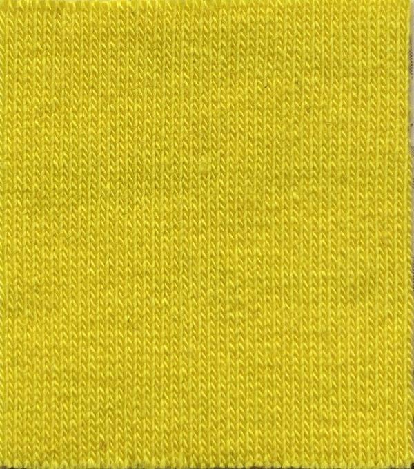 Jersey šviesiai geltonas