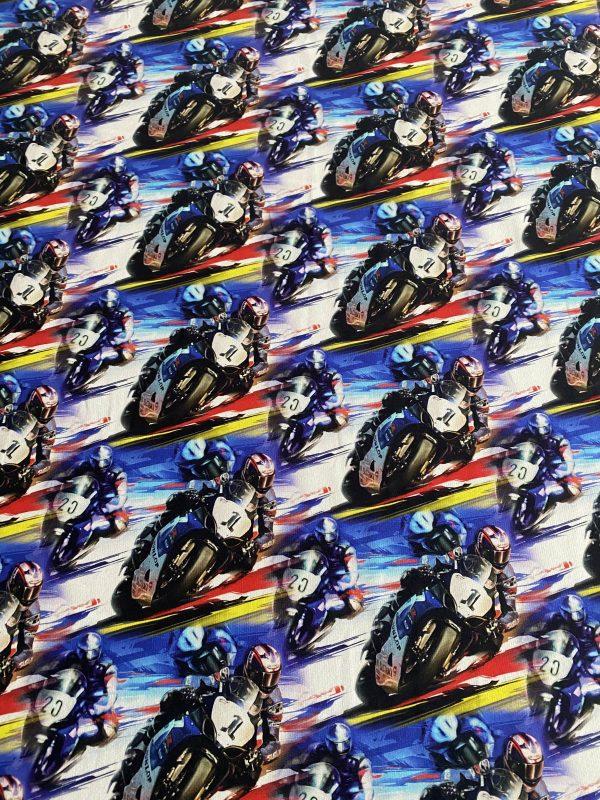 Motociklai skaitmeninė spauda