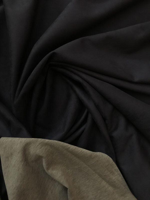 Zomšas trikotažinis Tamsiai mėlynas