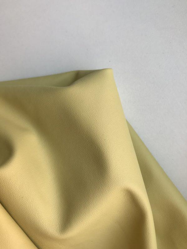 Geltona dirbtinė oda