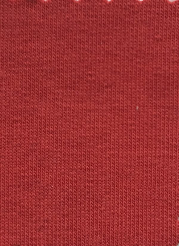 Jersey šviesiai raudonas