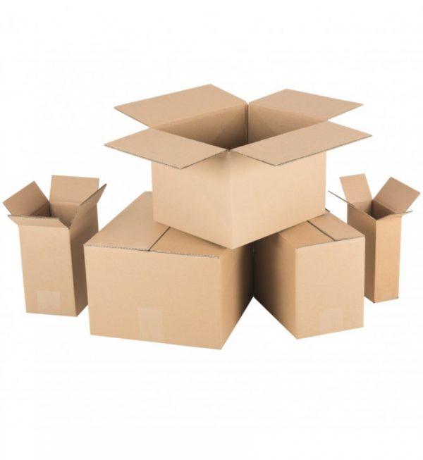 Kartoninės dėžės siuntoms
