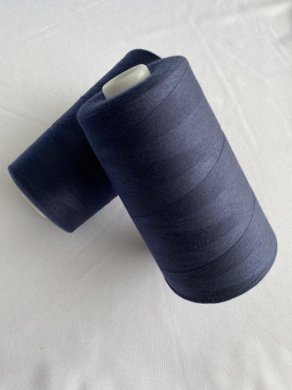 Siūlai Tamsiai mėlyni su violetiniu atspalviu