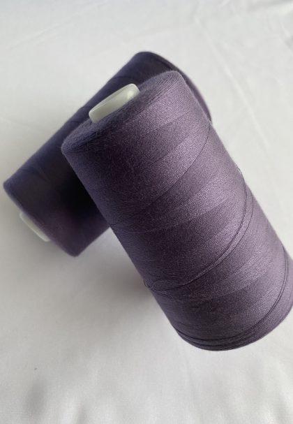 Siūlai tamsiai violetiniai