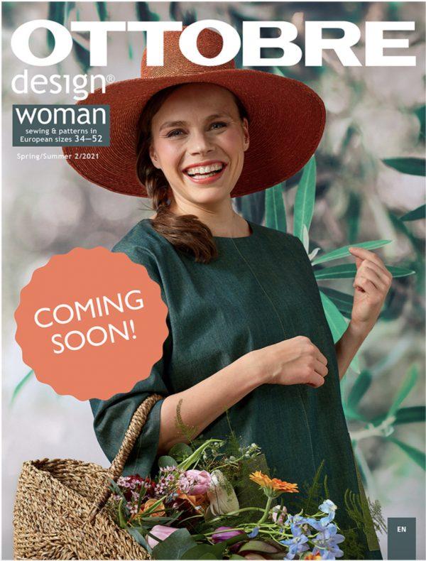 OTTOBRE 2021/2 woman anglų k.